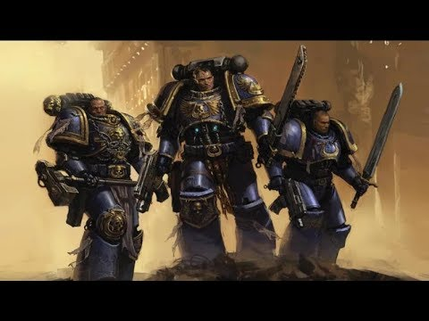 Moody Vs Ion - Dawn of War