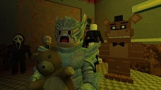 ROBLOX: THE SCARY ELEVATOR SUBSCRIBER ROOM CODE!