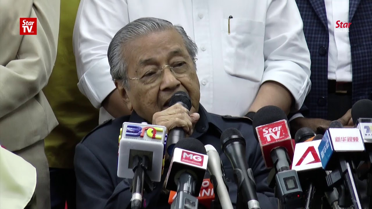Tun M: Govt does not support US embassy in Jerusalem