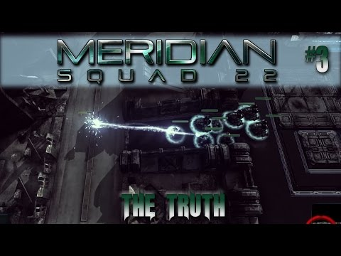 Meridian Squad 22 #3 Flashback  