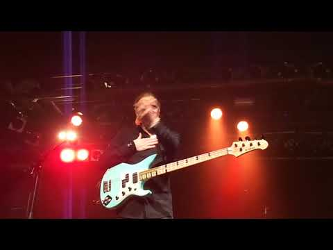 MR. BIG - band intro & To Be With You (live in München 14 November 2017)