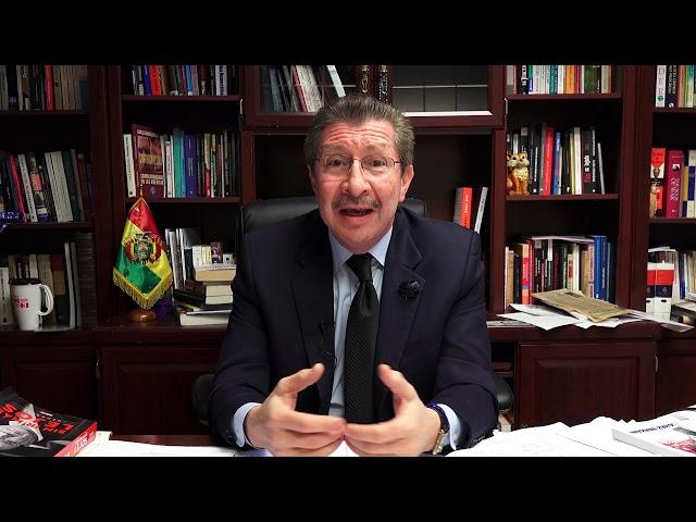 Bolivia debe terminar la dictadura, el desafío del gobierno interino