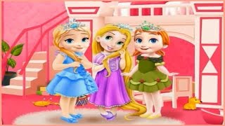 Newest Baby Princesses Room Makeover Great Decoration Games For Babies