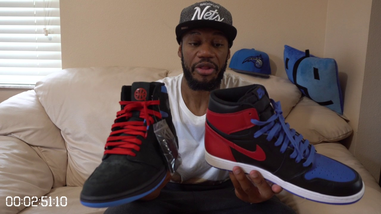 3cdbb5576c8 Comparing The Jordan 1 s Top 3 and Quai 54 Similarities and differences