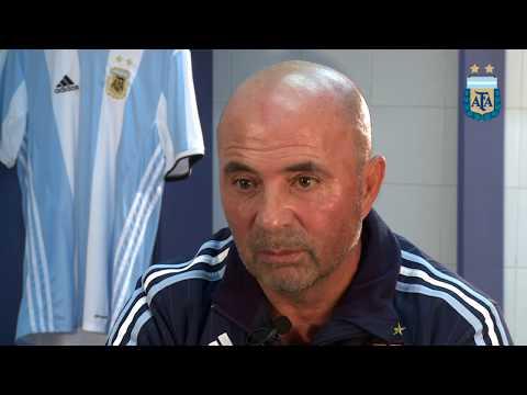 [SELECCIÓN MAYOR] Conceptos e ideas del nuevo entrenador, Jorge Sampaoli