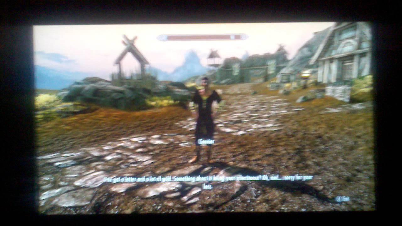 skyrim adventures 6 letter of inheritance
