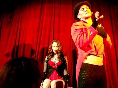 FTR: Baz Luhrmann  The  Must Go On Michael Motroni, Ginifer King, & Cast 01.12.12