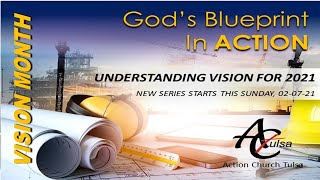 Gods Blueprint In Action Pt. 1 - Laying A Solid Foundation, 02-07-21