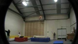 Billy Morgan Gymnastics and Tricking Edit