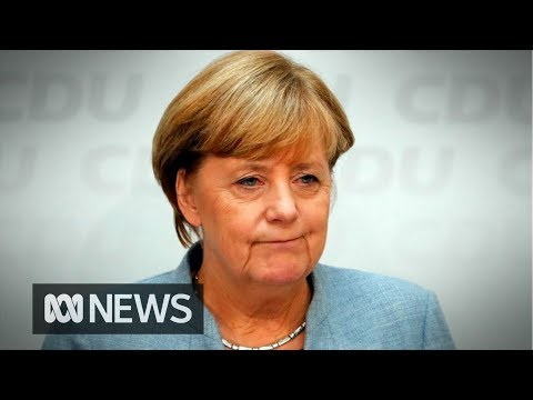 Angela Merkel to step down as German Chancellor
