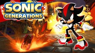 Episode Shadow in Sonic Generations