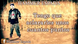 Se Solicitan   Hammer Espada   Video De Letras