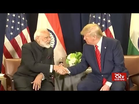 Joint press statement by PM Modi & US President Donald Trump