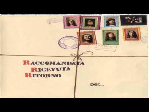 Raccomandata con Ricevuta di Ritorno - Per un mondo di cristallo (1972) Italian Prog