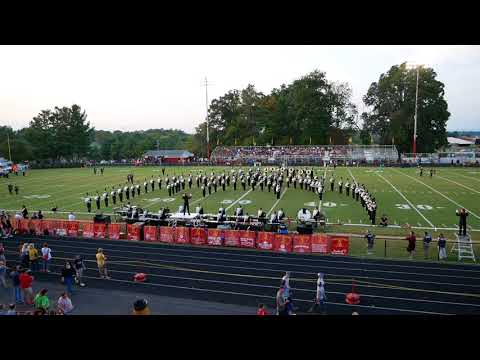 The Musketeer - Science Hill High School Marching Band - Daniel Boone High School Performance