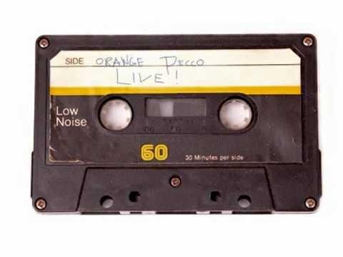 Orange Pecco Live