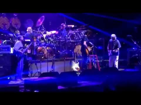 Lost Sailor and Saint of Circumstance - Dead & Company 10/29/2015