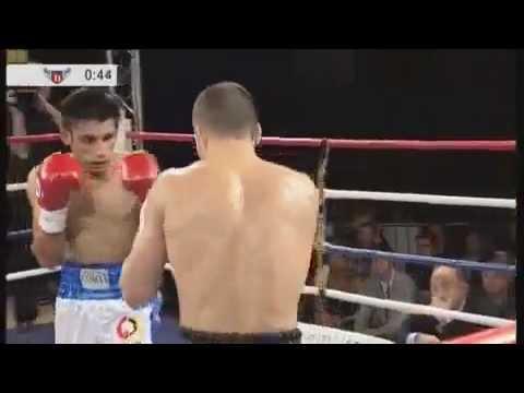 Scott Quigg v Santiago Allione - WBA International Super Bantamweight title