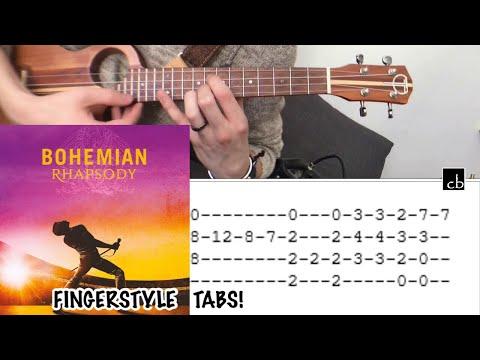 bohemian-rhapsody-simplified-(queen)-fingerstyle-ukulele-tutorial