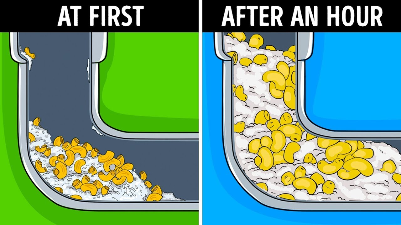 13 things you shouldn't dump down the drain