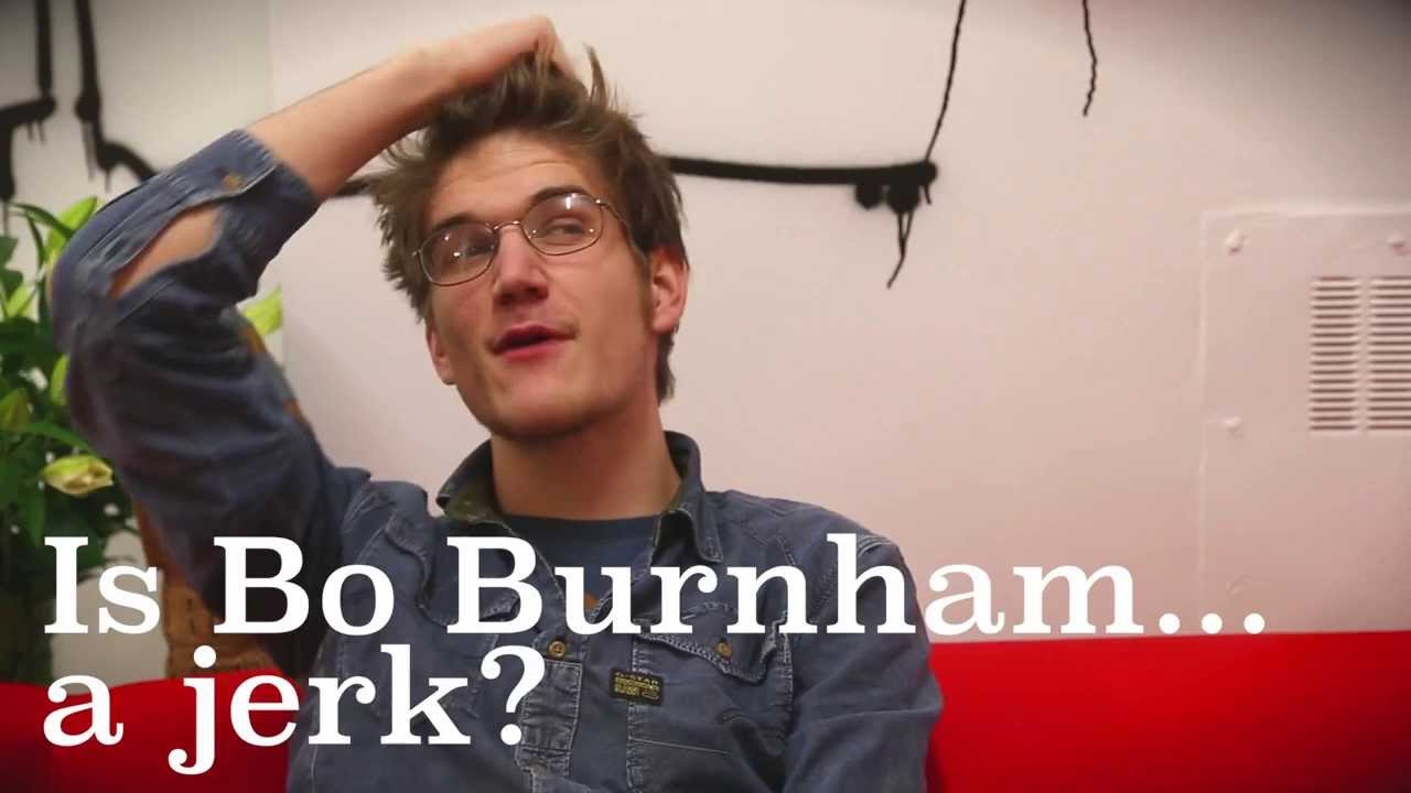How tall is bo burnham