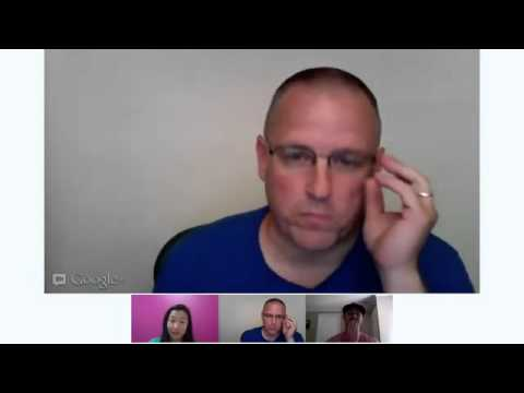 Hangout on Air: Building a Successful Photo Blog