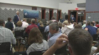 Taylor-Luria environmental candidate forum