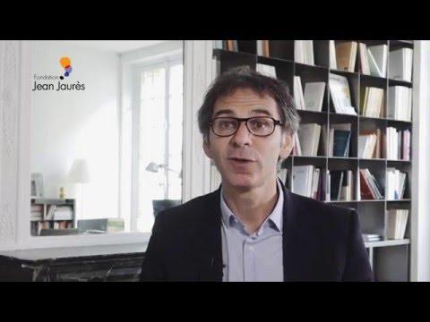 La Fondation Jean-Jaurès en 2016, par Gilles Finchelstein