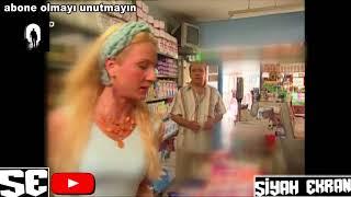Cennet Mahallesi 4.Bölüm - Selim Saliha'dan Terliği Yer...