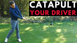 EFFORTLESS DRIVER SWING - CATAPULT YOUR DRIVER