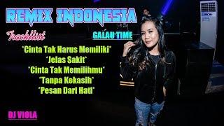 Dj Remix Indonesia 2018   Edisi Galau Time   DJ Indonesia Populer - Stafaband