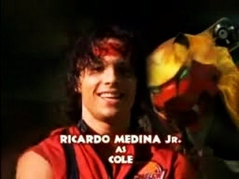 Power Rangers Wild Force Cole Youtube