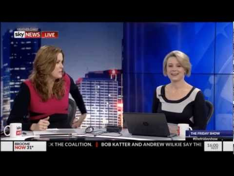 Peta Credlin and Kristina Keneally guest host The Friday Show - Sky News Live