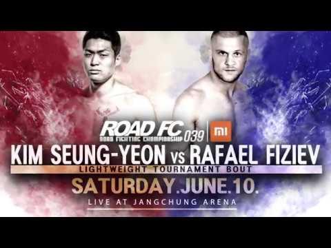 XIAOMI ROAD FC 039 KIM SEUNG-YEON PROMO VIDEO