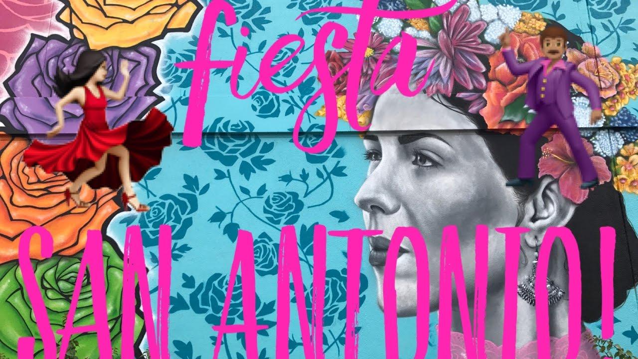 Fiesta San Antonio History What Is Fiesta Youtube