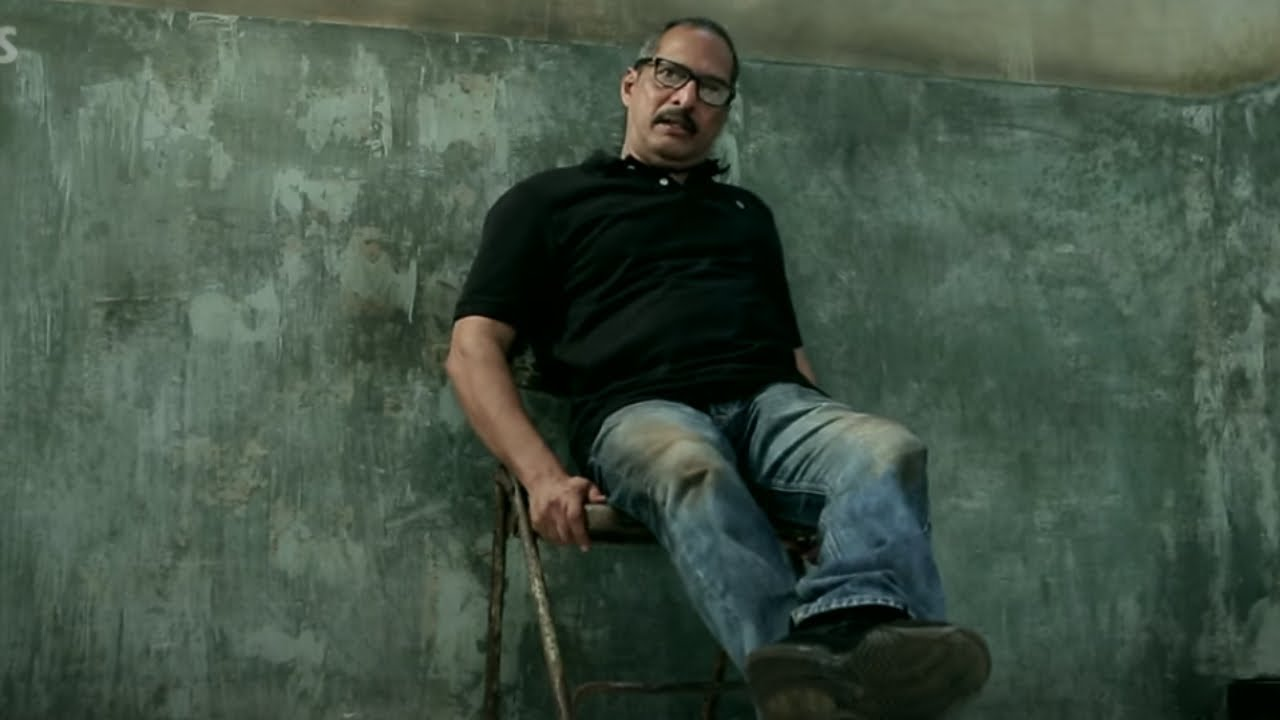 Nana Patekar - Best Scenes - Attack of 26/11 & Gang