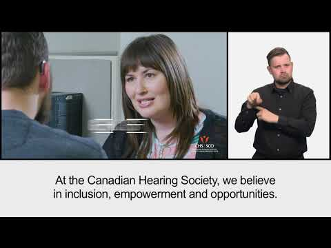 Canadian Hearing Society - Corporate Overview