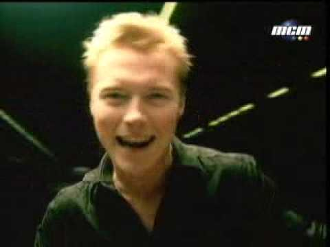 Ronan Keating Life is a Roller coaster
