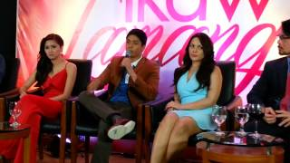 UNCUT: Kim Chiu admits feeling nervous working with KC