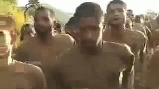 جانباز جانباز من جنبازم   الله ہو الله الله الله    Pakistan Army Slogans