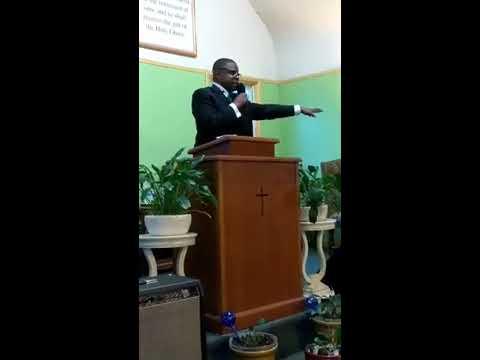 "Pastor Jerome Allen Bell - ""Endure The Process"""