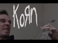 KoRn Die Yet Another Night Guitar Bass Drum Cover mp3