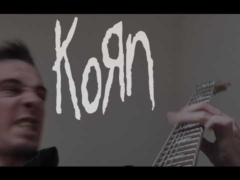 KoRn - Die Yet Another Night (Guitar/Bass/Drum cover)