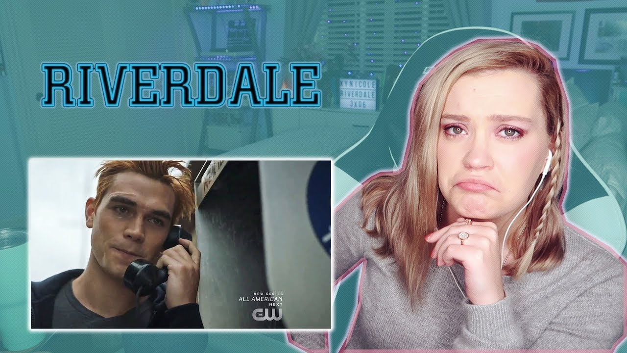"""Download Riverdale Season 3 Episode 6 """"Manhunter"""" REACTION!"""
