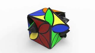 Clover Cube --QiYi MoFangGe