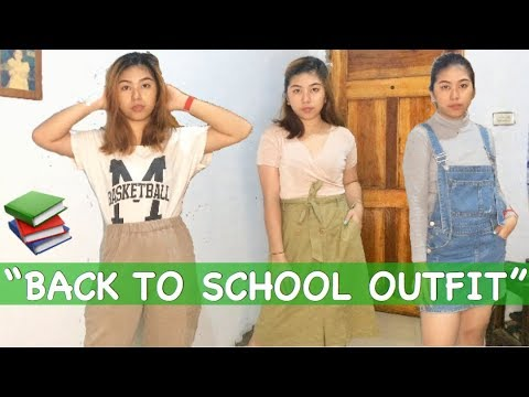 "[VIDEO] - ""UKAY UKAY BACK TO SCHOOL OUTFIT"" 