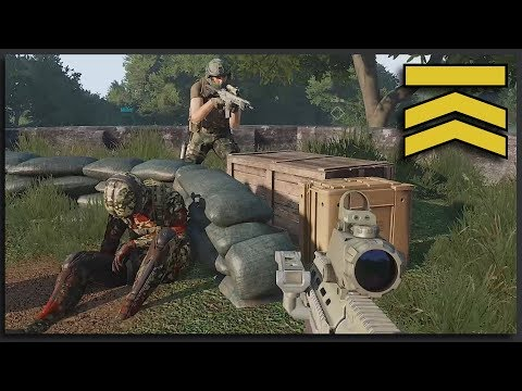 SPECIAL FORCES ISLAND ASSAULT - Arma 3 Gameplay Apex Campaign Mission 6