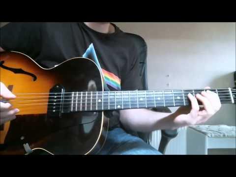 Jazz Guitar Chords - How To Jazz Up a Chord Progression - Wonderwall Jazz Version