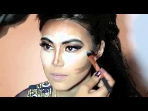 Asian Bridal Makeup Tutorial by Amara London Based