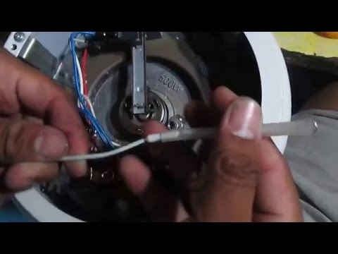 Rice cooker repair HOW TO CHECK THERMAL FUSE IN RICE COOKER USING ANALOG TESTER
